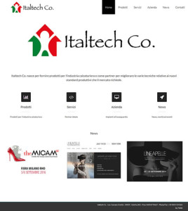 ItaltechCo - Portfolio Web - 7Web - www.setteweb.it