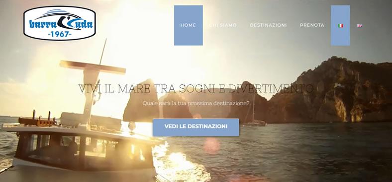 Barracuda1967: barca in affitto - Boat Rent in Amalfi Coast